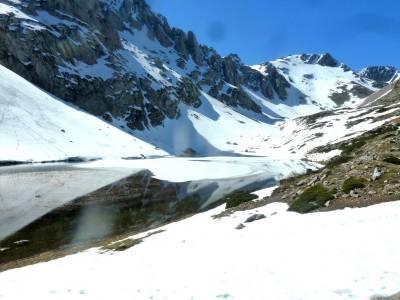 Montaña Leonesa Babia;Viaje senderismo puente;